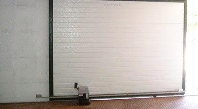 Tipos de portas de garagem