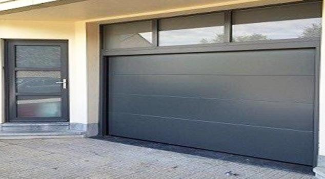 Portões seccionados para garagens