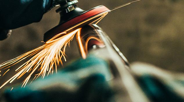 Dobragem (curvagem) de metais (inox e ferro)
