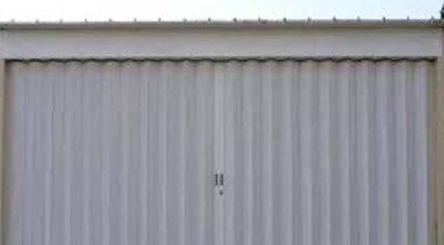 Tipos de portões de fole comercializados