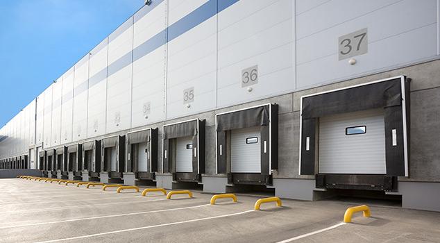 Fabricantes de portões industriais